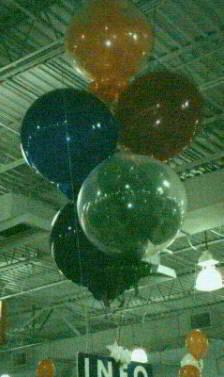 Giant 3 ft balloons