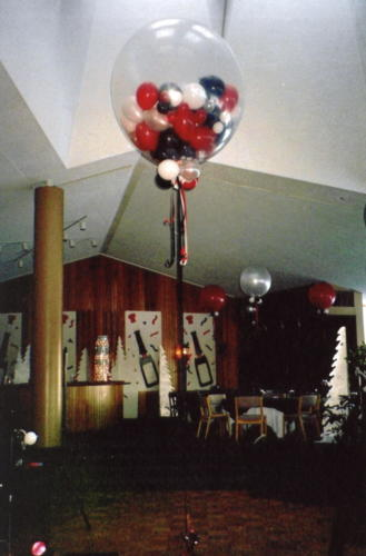 lg Exploding Balloon