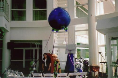 Pataki Balloon Drop